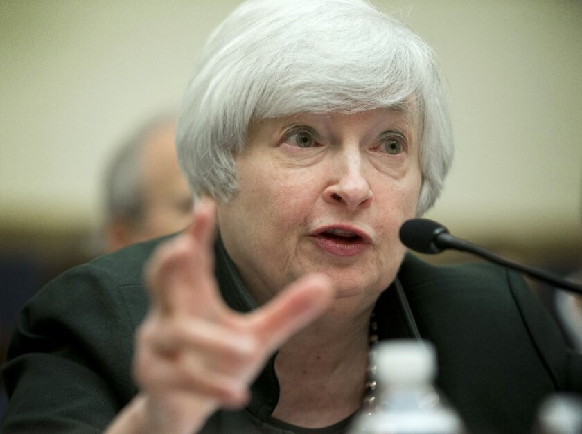 """Federal Reserve Chairwoman Janet L. Yellen, in congressional testimony this month, said the recovery is """"not yet complete."""""""