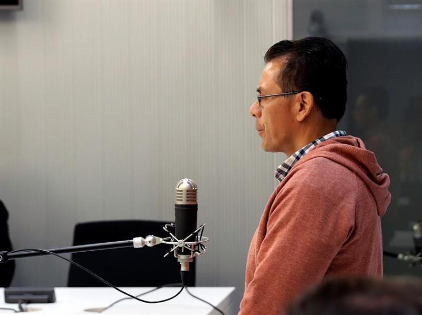 Un juez mexicano ordenó iniciar un juicio contra Javier Nava Soria, presunto cómplice del exgobernador de Veracruz Javier Duarte, como sospechoso de delincuencia organizada y operaciones con recursos de procedencia ilícita, informó hoy la Procuraduría General de la República (PGR, fiscalía). EFE/ARCHIVO/POOL