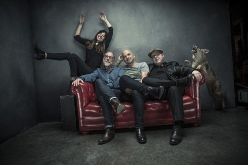 Pixies - 2016