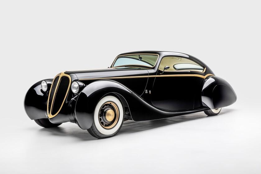 """1948 Jaguar """"Black Pearl"""""""