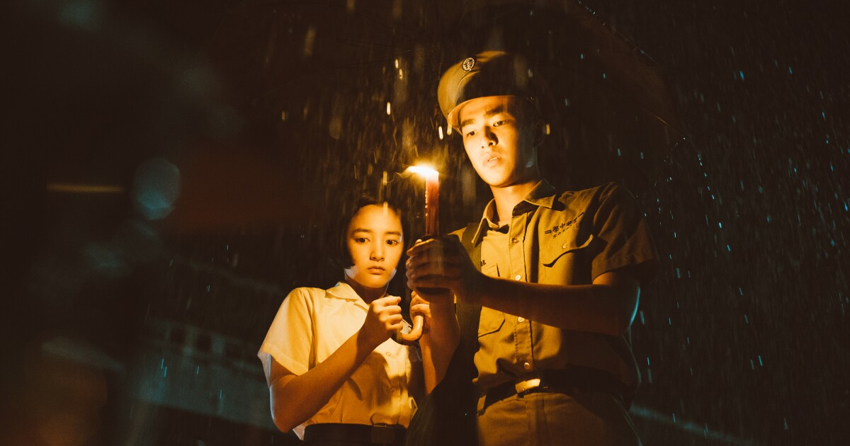 Review: 'Detention' is a deft video game adaptation that reckons with Taiwan's past