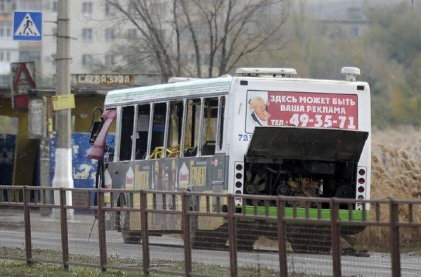 Bus bombing