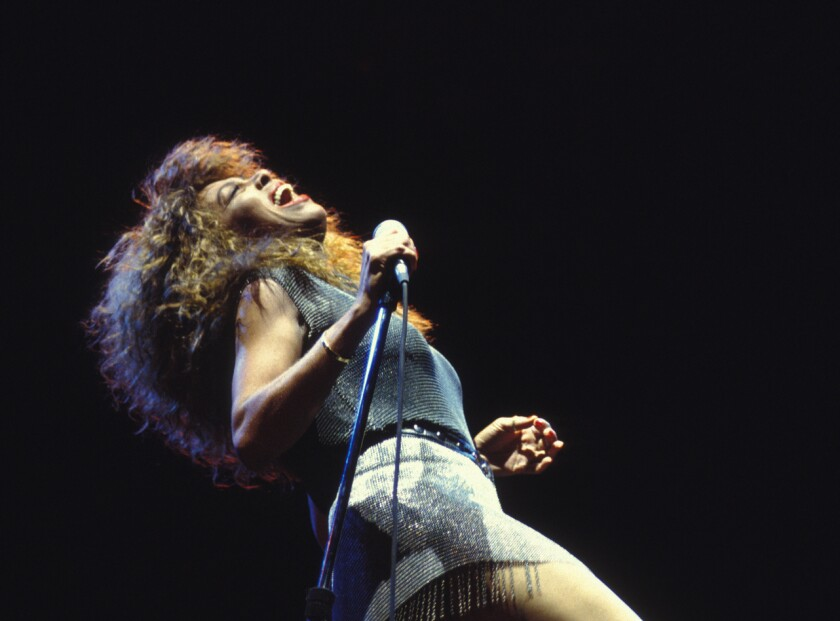 Tina Turner's carrière in Tina recensie op iTunes