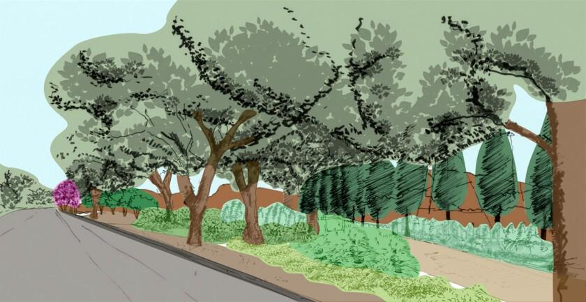 Descanso Gardens concept design