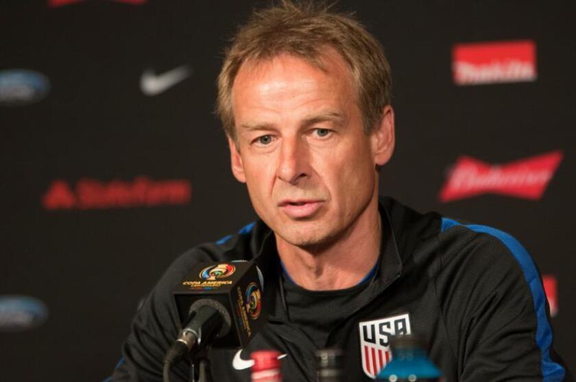 El exseleccionador alemán de fútbol Jürgen Klinsmann. EFE/Archivo