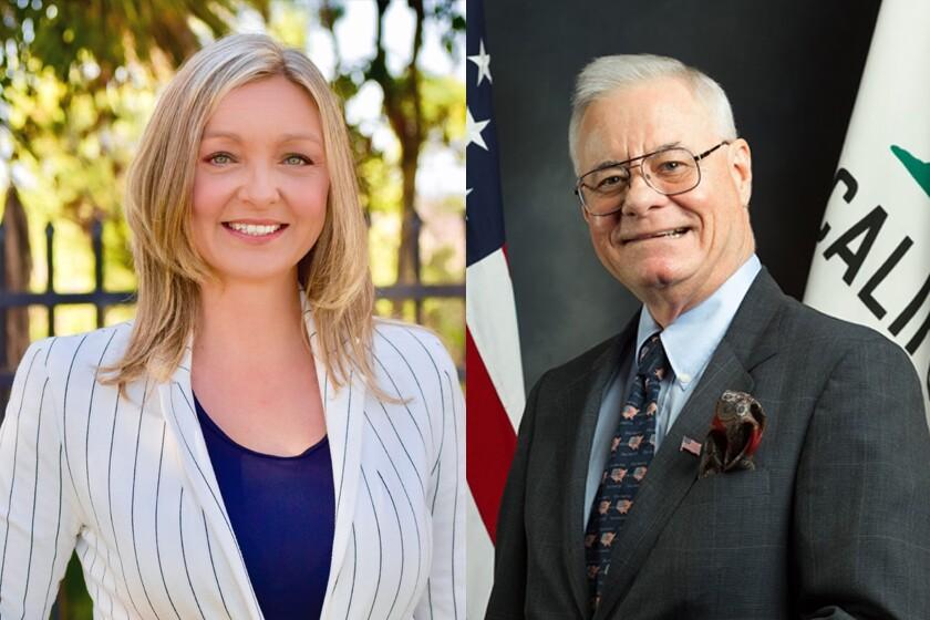 Randy Voepel and Elizabeth L