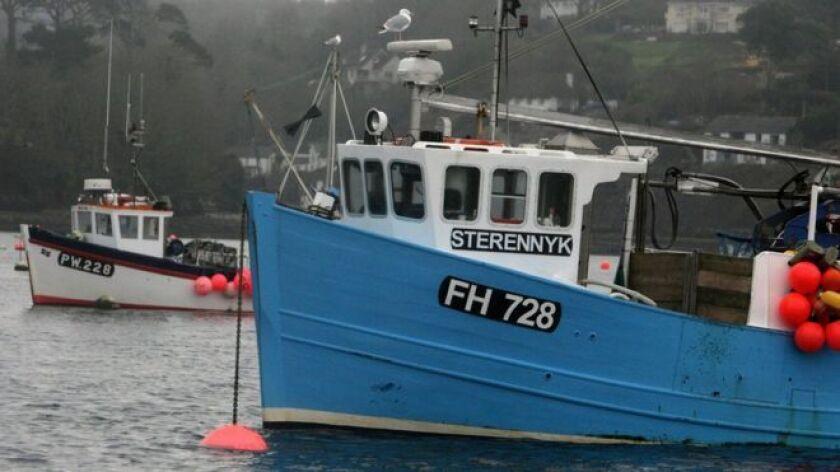 Solo 5 paises controlan la pesca