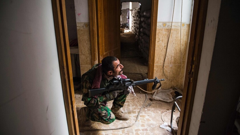 An Iraqi band of brothers: They watch 'American Sniper' and