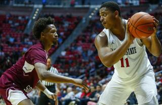 Aztecs beat Texas Southern, 103-64