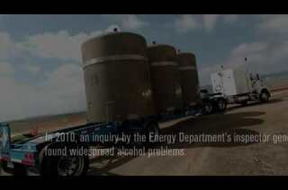Investigation uncovers problems with America's fleet of nuclear couriers