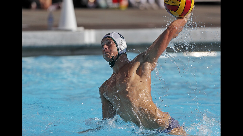 Photo Gallery: Costa Mesa vs. Estancia in boys' water polo