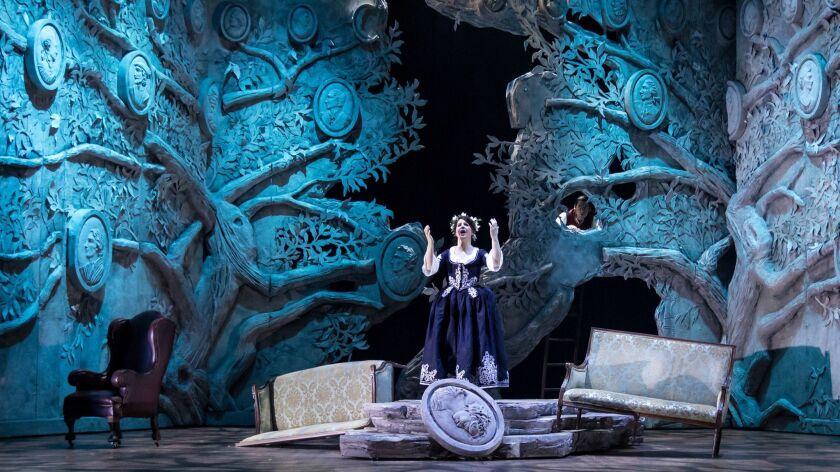 "Mozart's comic opera ""The Marriage of Figaro"" opens the San Diego Opera's new season on Saturday, Oct. 20."