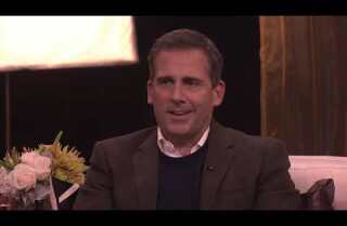 'Hollywood Sessions': Steve Carell talks about challenge of 'Foxcatcher'