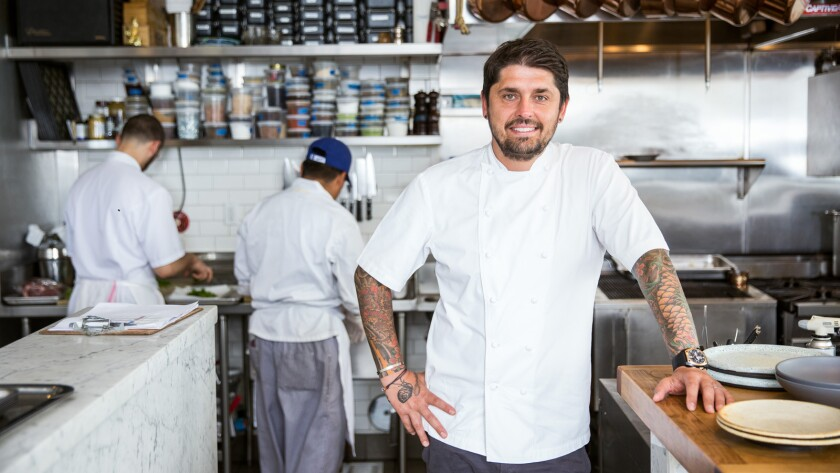To celebrate 20 years in Los Angeles, chef Ludo Lefebvre is hosting a blowout dinner series with some of the most lauded chefs in the world.