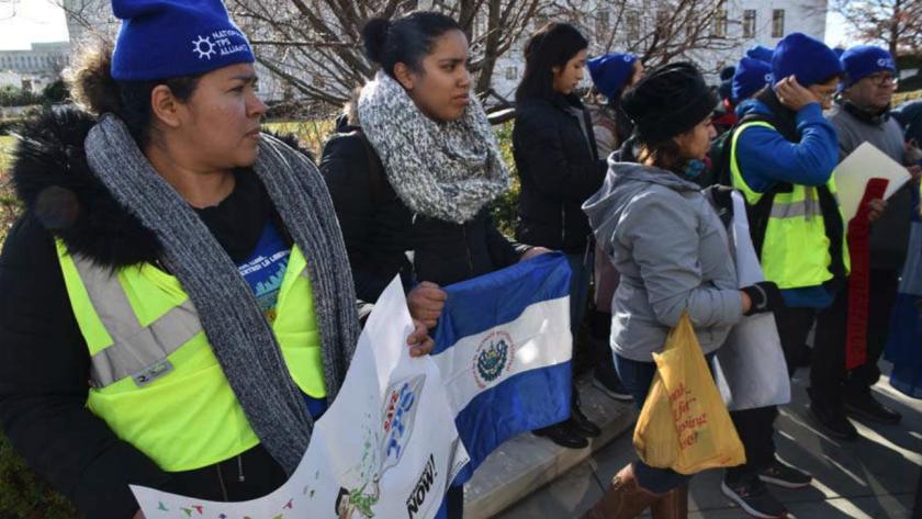 Reclaman a Bukele compromiso con compatriotas afectados por fallo contra Tepesianos en EEUU