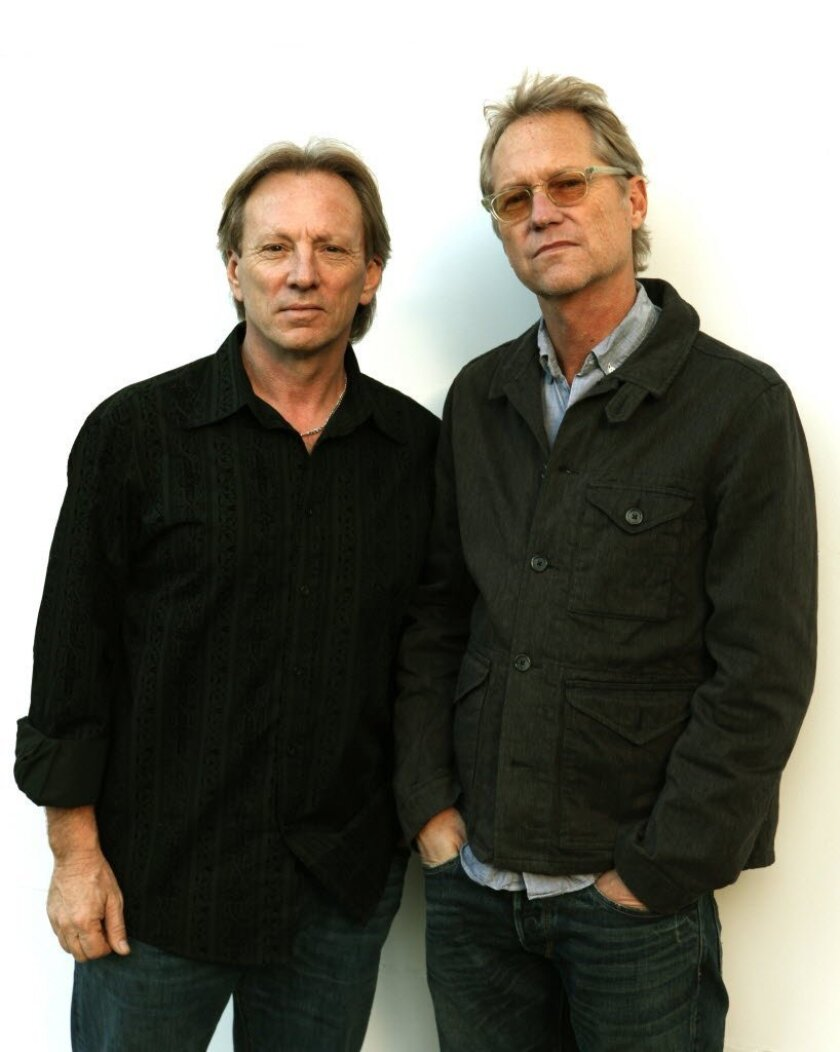 Dewey Bunnell and Gerry Beckley
