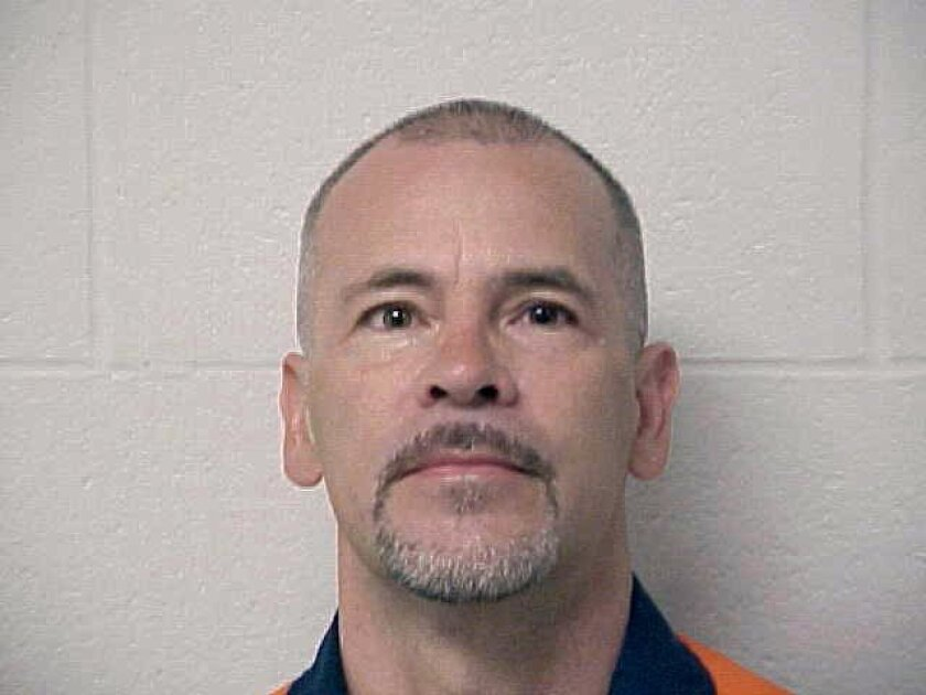 This undated photo provided by the Michigan Department of Corrections shows Matthew Makowski, who is serving life without parole for first-degree murder in the 1988 stabbing of Pietro Puma. The Michigan Supreme Court on Tuesday, June 3, 2014 overturned one of former Gov. Jennifer Granholm's last acts as governor and gave an inmate an opportunity for release after 25 years in prison. The court ruled 6-0 that Granholm exceeded her constitutional authority in 2010 when she first commuted the life sentence of Matthew Makowski but then changed her mind when relatives of a murder victim complained. (AP Photo/Michigan Department of Corrections)