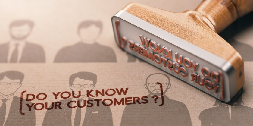 KYC, Do You Know Your Customers ?