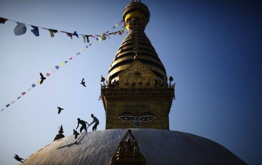 Nepal: Help a local school or an orphanage on volunteer trips
