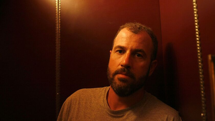 James Frey at Chateau Marmont in 2008.