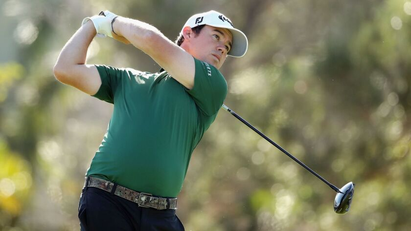 Sony Open In Hawaii - Round Two