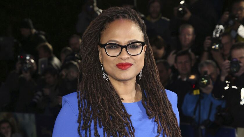 Ava DuVernay is listed as one of many Hollywood players who signed a union-backed open letter against pay disparities for below-the-line workers.