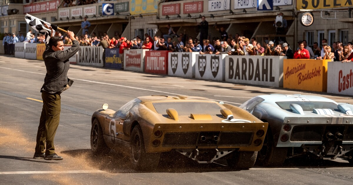 Ford V Ferrari Sound Team Makes The Engines Rev Race And Roar Los Angeles Times