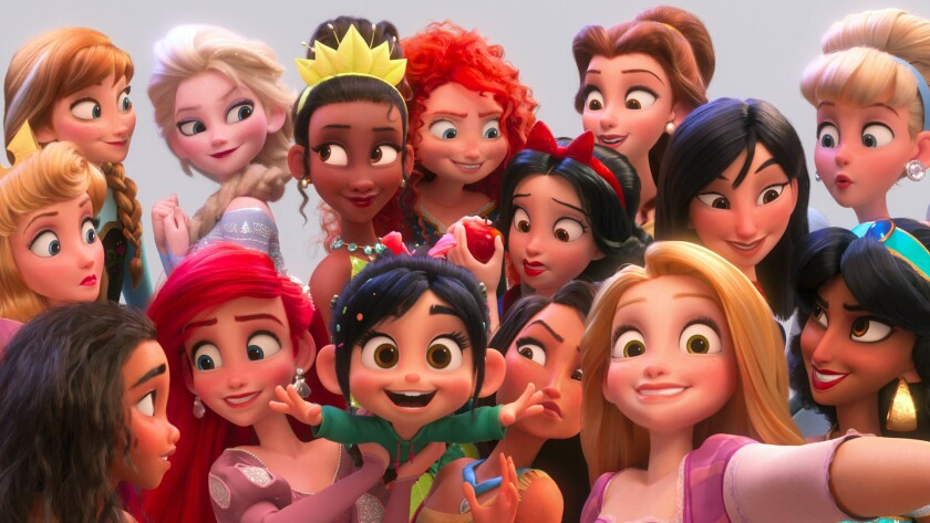 "Disney's ""Ralph Breaks the Internet"" will be No. 1 again this weekend, according to analysts."