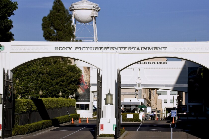 Layoffs underway at Sony Pictures Entertainment