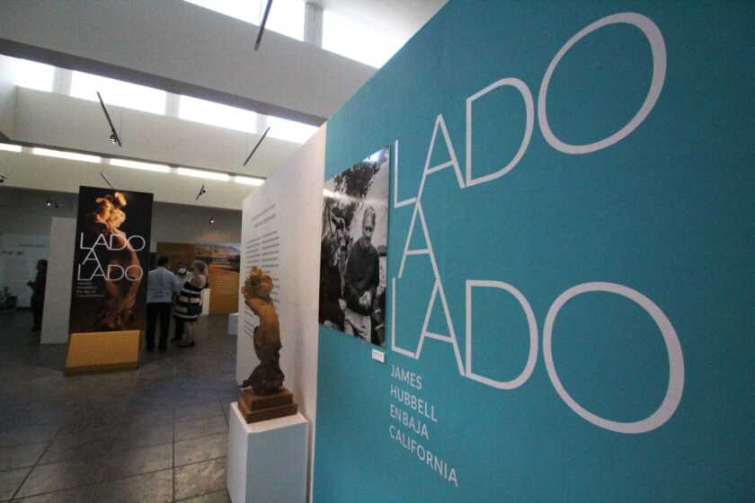 La Galería de Arte de la Ciudad de Tijuana presenta una exposición Lado a lado como homenaje a James Hubbell