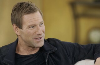 Aaron Eckhart: On the challenges of playing a real-life character