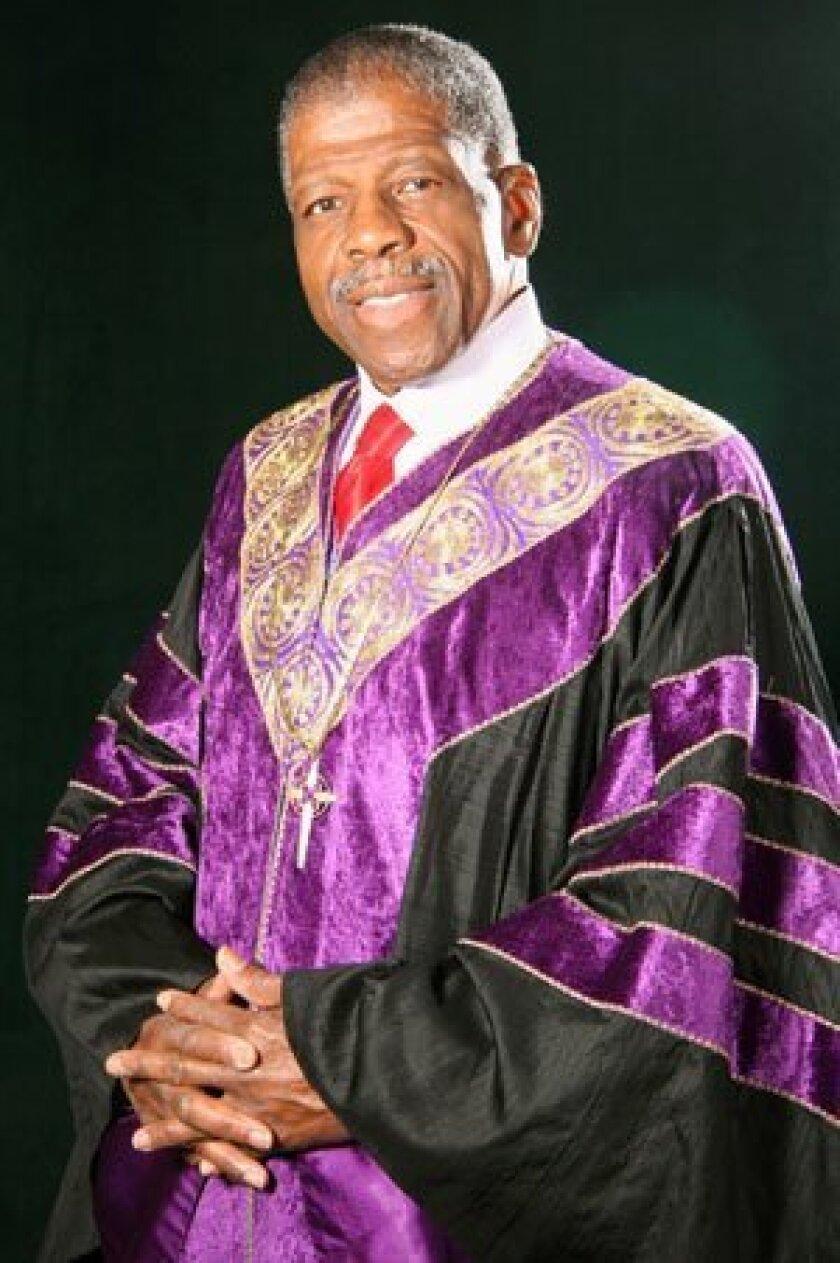 Bishop T. Larry Kirkland