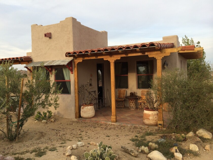 Rancho Mojave casita