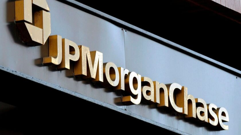 JPMorgan Chase to release 4th quarter results