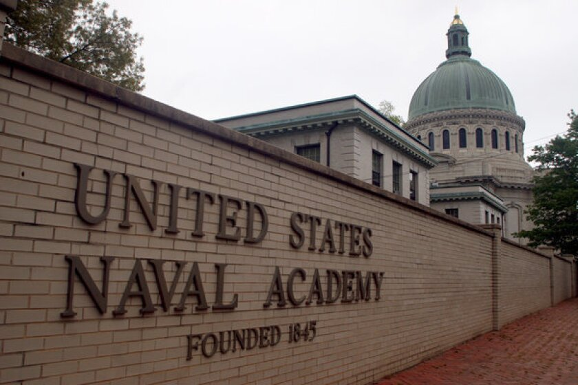 Naval Academy football players investigated in alleged sexual assault