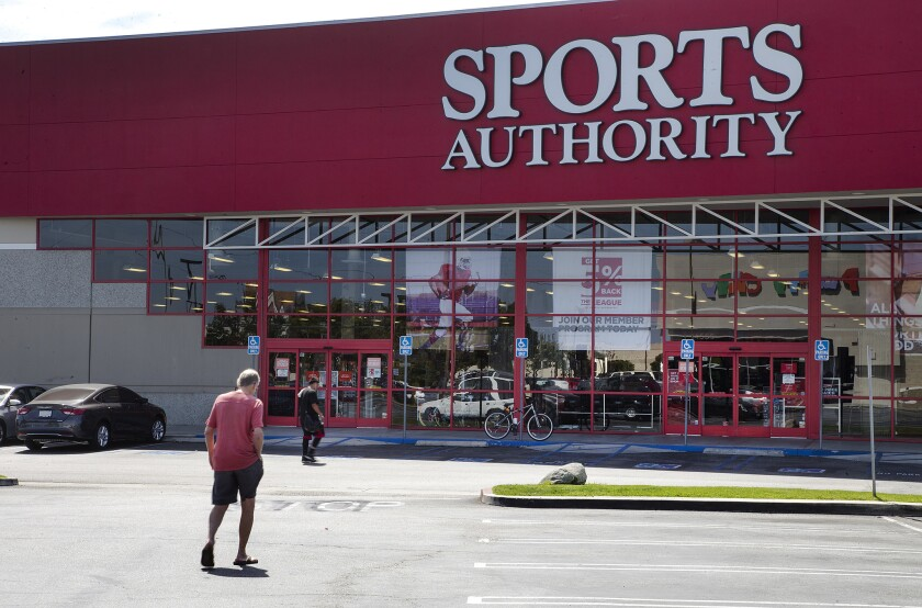 Sports Authority, which filed for Chapter 11 bankruptcy protection in March, now plans to close all of its stores.