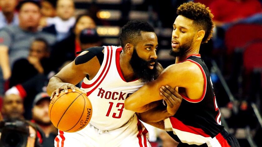 Rockets beat Trail Blazers in overtime after firing Kevin McHale as coach