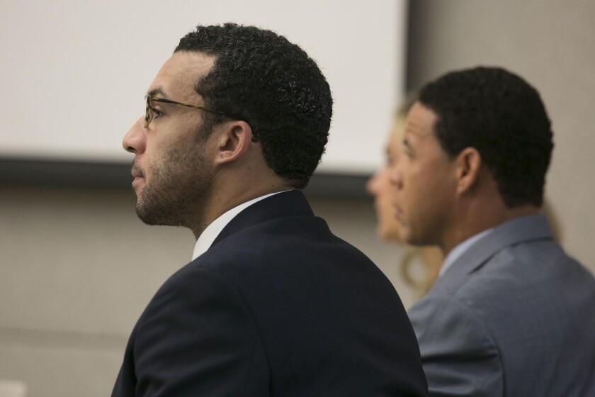 Kellen Winslow Jr trial