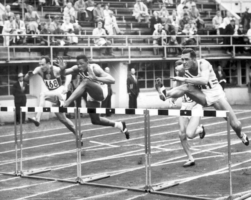 Milt Campbell dies at 78; Olympic gold medalist in the decathlon