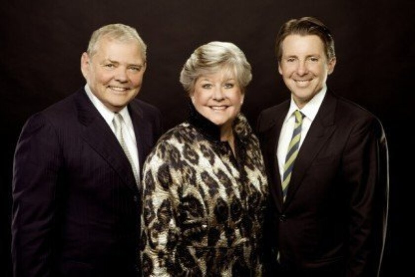 Steve Games, Nyda Jones-Church, Brian Arrington