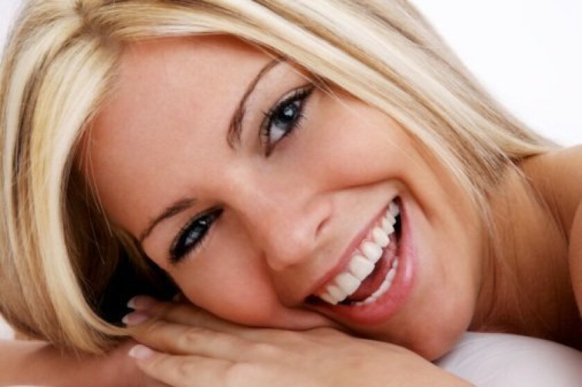 Get a new, straighter, brighter smile for 2012 -- and help your health into the bargain.