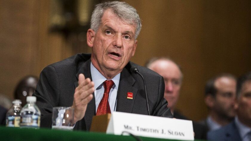 Wells Fargo CEO testifies before the Senate Banking Committee