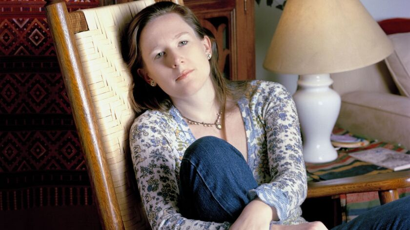 Playwright Sarah Ruhl has had several of her works staged in San Diego. Peter Sumner Walton Bellamy