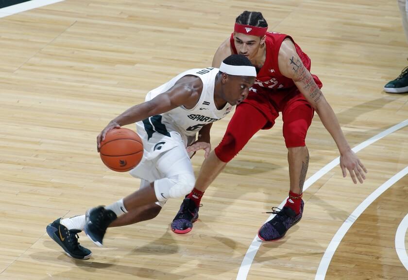 Rutgers Michigan St Basketball