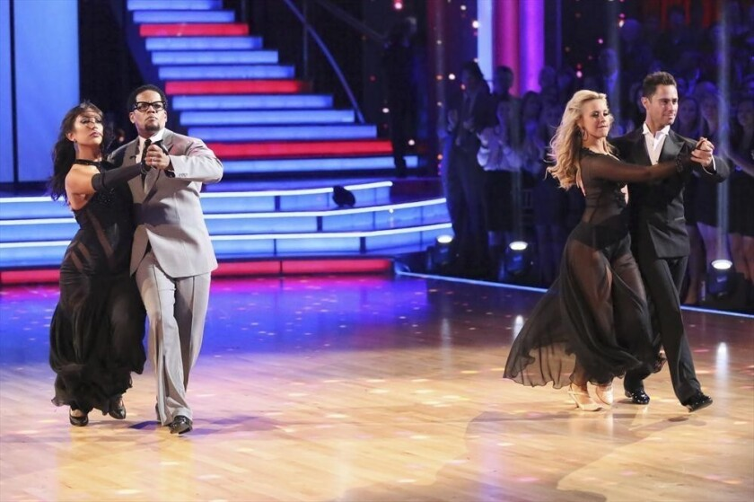 'Dancing With the Stars' results recap: But seriously...