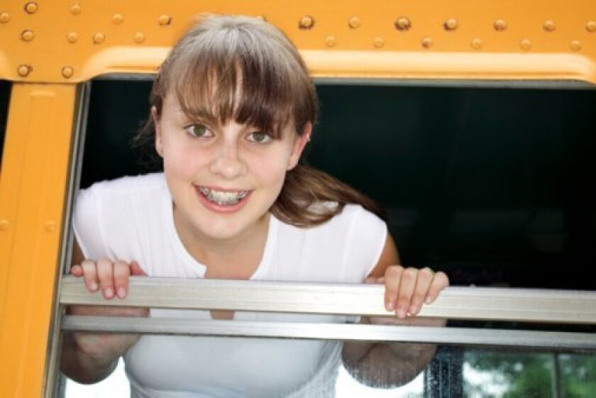 Carmel Valley Orthodontist discusses back-to-school braces.