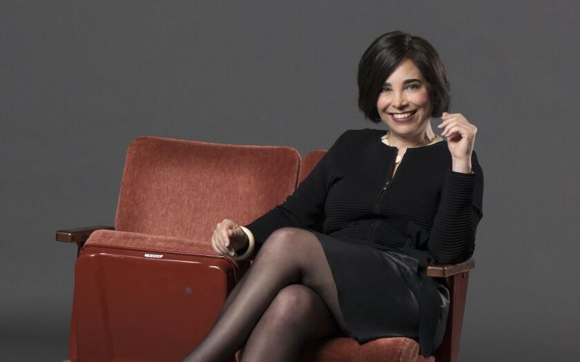 Roxana Velásquez, executive director of San Diego Museum of Art