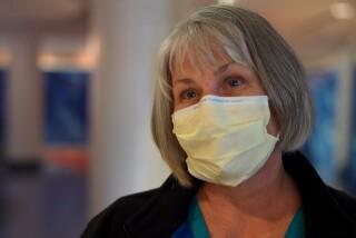 Keri Feather, urgent care Registered Nurse & part-time patient screener, Rady Children's Hospital