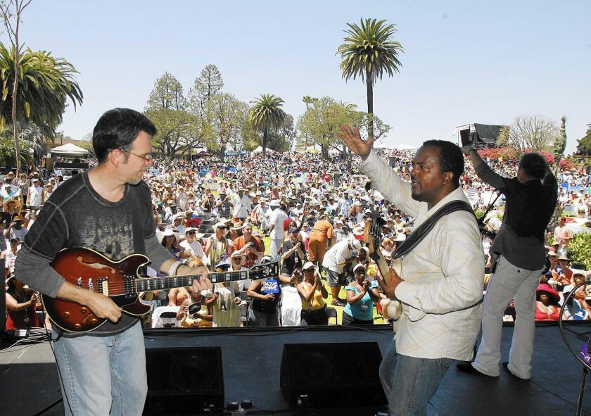 Newport Beach Jazz Festival plays out this weekend - Los