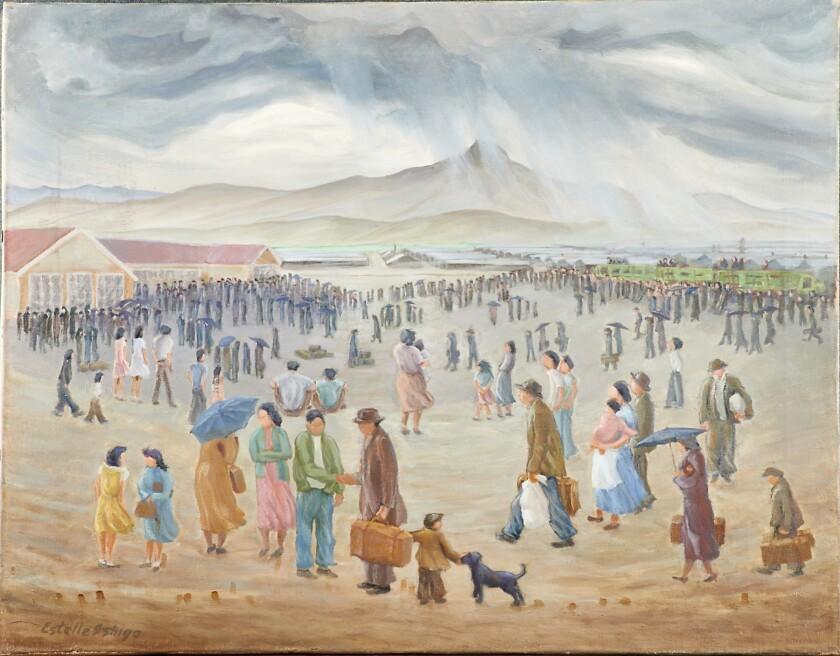 Museum acquires internment camp artworks